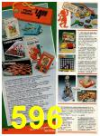 1985 Sears Christmas Book, Page 596