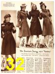 1940 Sears Fall Winter Catalog, Page 32