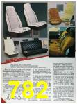 1985 Sears Fall Winter Catalog, Page 782