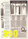 1969 Sears Spring Summer Catalog, Page 990