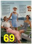 1960 Sears Spring Summer Catalog, Page 69
