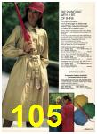 1980 Sears Spring Summer Catalog, Page 105