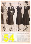 1957 Sears Spring Summer Catalog, Page 54