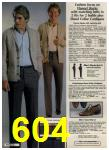 1980 Sears Fall Winter Catalog, Page 604