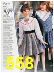 1988 Sears Fall Winter Catalog, Page 558