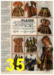1968 Sears Fall Winter Catalog, Page 35