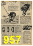 1962 Sears Spring Summer Catalog, Page 957