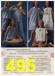 1965 Sears Spring Summer Catalog, Page 495