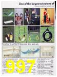 1989 Sears Home Annual Catalog, Page 997