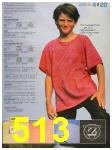 1988 Sears Spring Summer Catalog, Page 513