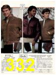 1983 Sears Fall Winter Catalog, Page 332