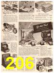 1954 Sears Christmas Book, Page 206