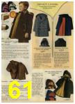 1968 Sears Fall Winter Catalog, Page 61