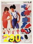 1987 Sears Spring Summer Catalog, Page 290