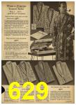 1962 Sears Spring Summer Catalog, Page 629