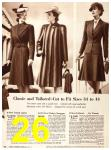 1940 Sears Fall Winter Catalog, Page 26