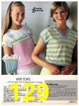 1981 Sears Spring Summer Catalog, Page 129