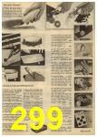 1961 Sears Spring Summer Catalog, Page 299