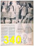 1957 Sears Spring Summer Catalog, Page 340