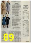 1979 Sears Fall Winter Catalog, Page 89