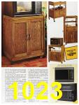 1985 Sears Fall Winter Catalog, Page 1023