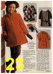 1968 Sears Fall Winter Catalog, Page 23