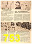 1956 Sears Fall Winter Catalog, Page 753