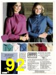1982 Sears Fall Winter Catalog, Page 92