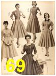1956 Sears Fall Winter Catalog, Page 69