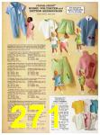 1973 Sears Spring Summer Catalog, Page 271
