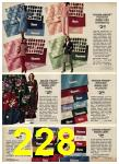 1975 Sears Fall Winter Catalog, Page 228