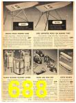 1949 Sears Spring Summer Catalog, Page 688