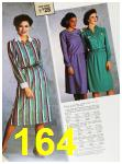 1985 Sears Fall Winter Catalog, Page 164