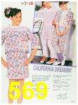 1988 Sears Fall Winter Catalog, Page 569