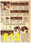 1942 Sears Spring Summer Catalog, Page 513