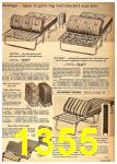 1962 Sears Fall Winter Catalog, Page 1355
