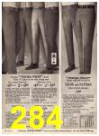 1969 Sears Fall Winter Catalog, Page 284