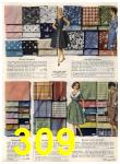 1960 Sears Spring Summer Catalog, Page 309