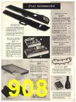 1971 Sears Fall Winter Catalog, Page 908