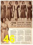 1942 Sears Spring Summer Catalog, Page 46