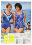 1987 Sears Spring Summer Catalog, Page 58