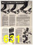 1973 Sears Fall Winter Catalog, Page 631