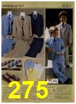 1984 Sears Spring Summer Catalog, Page 275