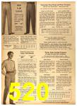 1958 Sears Fall Winter Catalog, Page 520