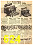 1940 Sears Fall Winter Catalog, Page 624