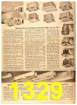 1956 Sears Fall Winter Catalog, Page 1329