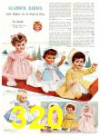 1960 Montgomery Ward Christmas Book, Page 320