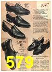 1962 Sears Fall Winter Catalog, Page 579