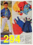 1987 Sears Spring Summer Catalog, Page 294