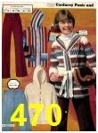 1977 Sears Fall Winter Catalog, Page 470